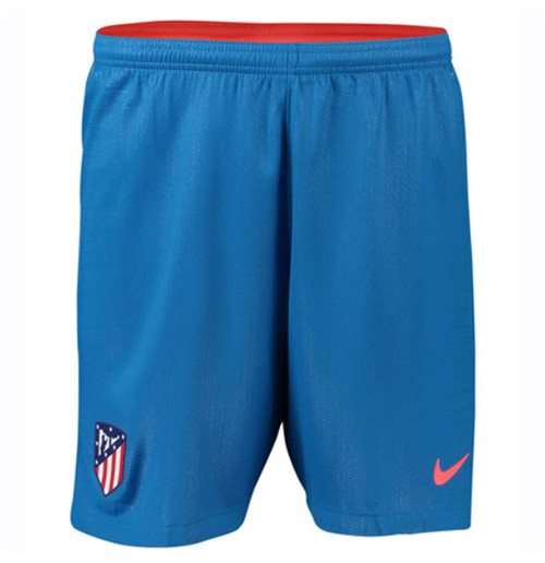 Shorts Atletico Madrid 2018-2019 Away (Blau)