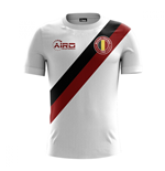 T-Shirt Belgien Fussball 2018-2019 Away Concept
