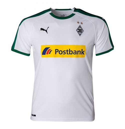 2018-2019 Borussia MGB Home Puma Shirt (Kinder)