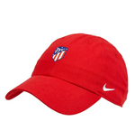 2018-2019 Atletico Madrid Nike H86 Core Cap (Rot)