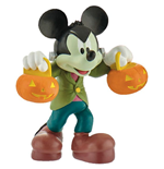 Disney Mickey Mouse & Friends Figur Mickey Halloween 7 cm