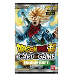 Dragonball Super Card Game Season 2 Booster Display Union Force (24) *Englische Version*