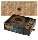 Harry Potter Puzzle The Marauder's Map Cover