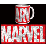 Marvel Comics Tasse Big Logo