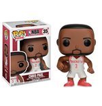 NBA POP! Sports Vinyl Figur Chris Paul (Houston Rockets) 9 cm