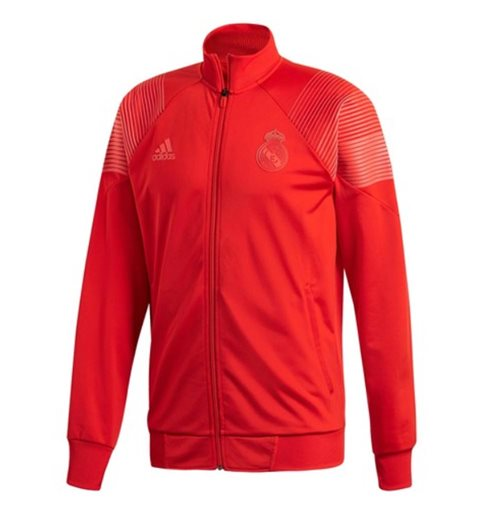 Sweatshirt Real Madrid 2018-2019 (Rot)