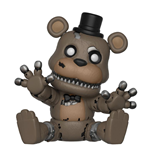 Five Nights at Freddy's Vinyl Figur Nightmare Freddy 9 cm