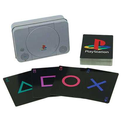 Karte PlayStation