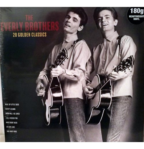 Vinyl Everly Brothers (The) - 20 Golden Classics