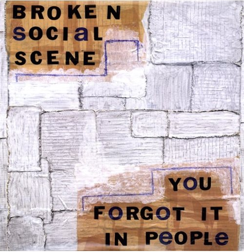 Vinyl Broken Social Scene - You Forgot It In People