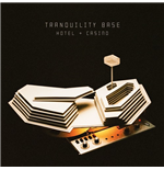 Vinyl Arctic Monkeys - Tranquility Base Hotel & Casino