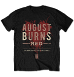 T-Shirt August Burns Red  311007