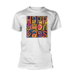 Happy Mondays T-Shirt in weiss