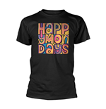 Happy Mondays T-Shirt Happy Mondays (BLACK)