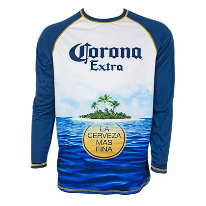T-Shirt Corona - Rash Guard