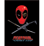 Kunstdruck Deadpool 311357