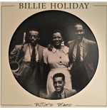 Vinyl Billie Holiday - Billie's Blues (Picture Disc)
