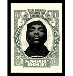Kunstdruck Snoop Dogg  311547