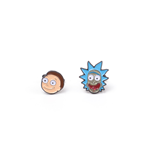 Ohrringe Rick and Morty