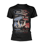 Plan 9 - Earth VS. The Flying Saucers T-Shirt EARTH VS. THE FLYING SAUCERS - POSTER