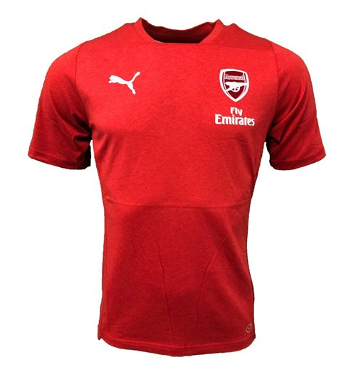 T-Shirt Arsenal 2018-2019 (Rot)