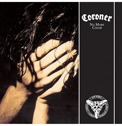 Vinyl Coroner - No More Color