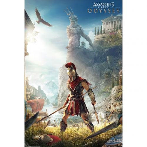Assassins Creed Odyssey-Plakat 240