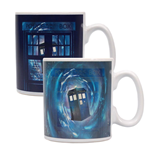 Doctor Who Tasse mit Thermoeffekt Time Lord