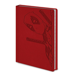 Deadpool Premium Notizbuch A6 Peek A Book