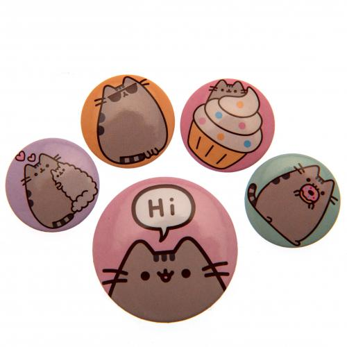 Pusheen Set Schilder