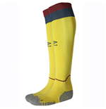 Socken West Ham United 2018-2019 Away (Gelb)