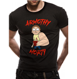 Rick And Morty T-Shirt - Design: Armothy