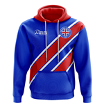 Sweatshirt Island Fussball 2018-2019 Home