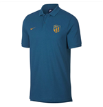 Polohemd Atletico Madrid 2018-2019