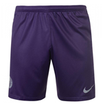 Shorts Manchester City FC 2018-2019 Third (Violett)