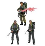 Ghostbusters 2 Select Actionfiguren 18 cm Serie 8 Sortiment (6)