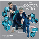Doctor Who Kalender 2019 *Englische Version*