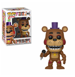 Five Nights at Freddy's Pizza Simulator POP! Games Vinyl Figur Rockstar Freddy 9 cm