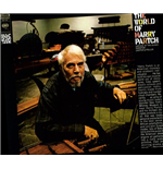 Vinyl Harry Partch - World Of Harry Partch