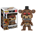 Five Nights at Freddy's POP! Games Vinyl Figur Nightmare Freddy 9 cm