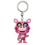 Five Nights at Freddy's Pizzeria Simulator Pocket POP! Vinyl Schlüsselanhänger Pigpatch 4 cm