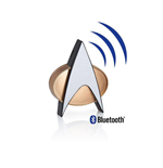 Star Trek TNG Bluetooth Communicator Badge 5 cm