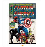 Poster Captain America  316807