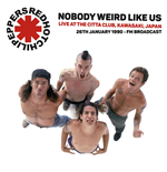 Vinyl Red Hot Chili Peppers - Nobody Weird Like Us