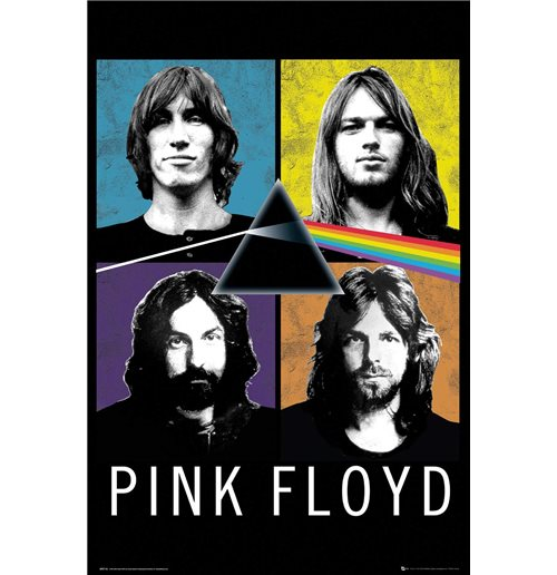 Poster Pink Floyd 317334