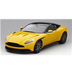 ASTON MARTIN DB11 SUNBURST YELLOW TOP SPEED