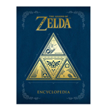 The Legend of Zelda Enzyklopädie Hardcover *Englische Version*