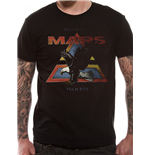 30 Seconds To Mars T-Shirt - Design: Walk On Water Vintage
