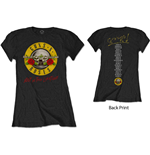 Guns N' Roses T-Shirt für Frauen - Design: Not In This Lifetime Tour
