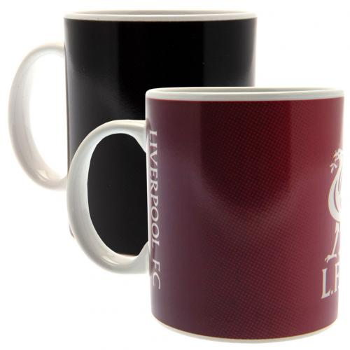Liverpool FC Tasse -  Heat Changing Mug GR